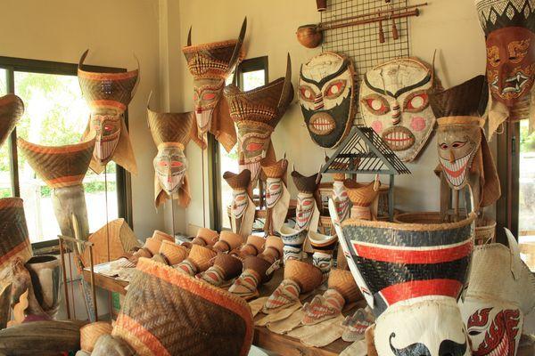 Masques Phi Ta Khon