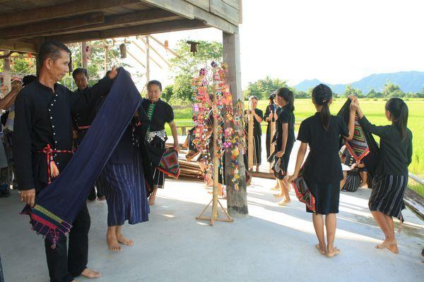 Saepang dance