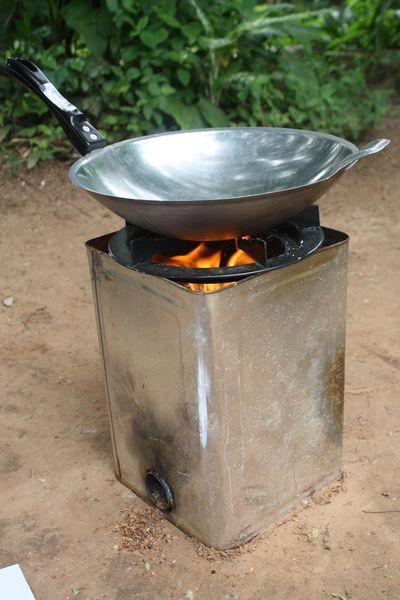 Organic cooker